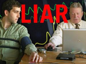 Как полиграф распознает ложь?
